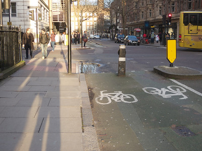 London Bicycle Facilities 2014