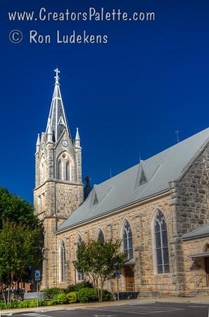 St. Mary's Catholic Church - Fredericksburg