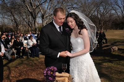 3-2-2013 Renee & Chad Ceremony