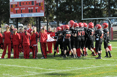10/26/14 vs. Central Mt. Blue - Playoff Game