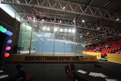 British Squash Nationals GV