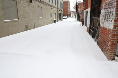 March Snow 2014