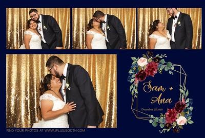 Sam & Ana's Wedding