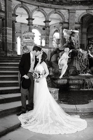 Charley & Laurence - Hever Castle