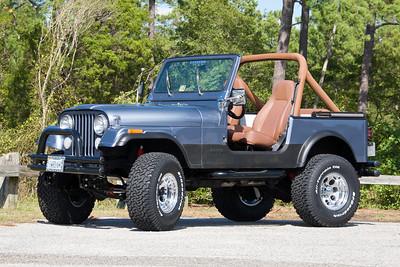 Lori's Jeep CJ7