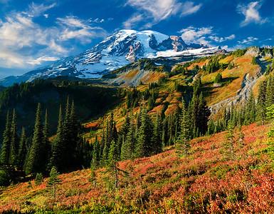 Mountains of Washington