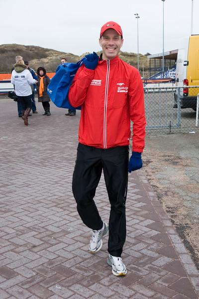 NK Veldloop voor Gemeenteambtenaren 2008. In en om sportcomplex Nieuw Zuid.