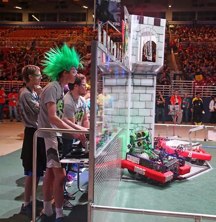 2016 FIRST Robotics Championships