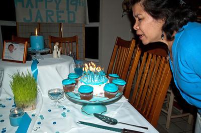 Jared's 19th Birthday