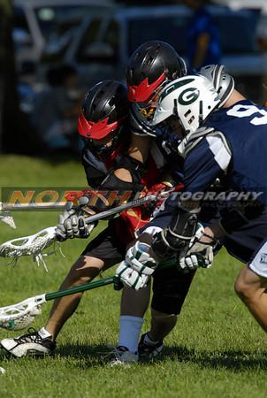 7/21/07 (JV Gold) Bulldog Elite II vs. Sachem East