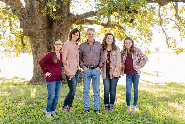 Price Family / Senior Photos