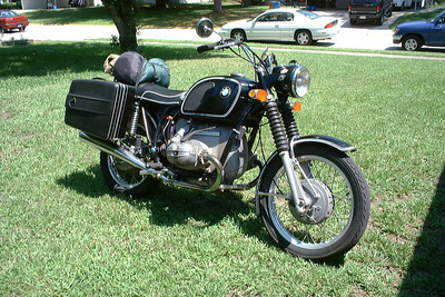 Miscellaneous BMW Motorcycles