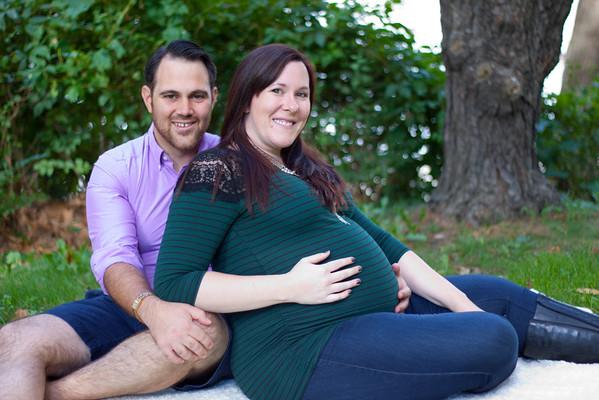 Erica & Anthony Maternity