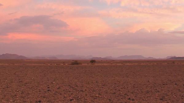 Sossusvlei Dunes, Namib Desert, Namibia (February 8, 2005)