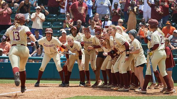 FSU Softball v Oklahoma State - Super Regionals - May 25 2019
