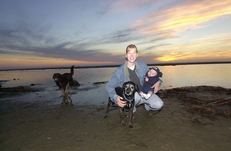 Allison Max Black Decker at Beach.jpg