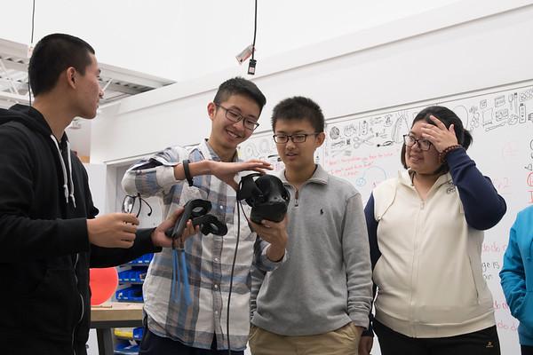 Chinese School Visit Dec. 2018
