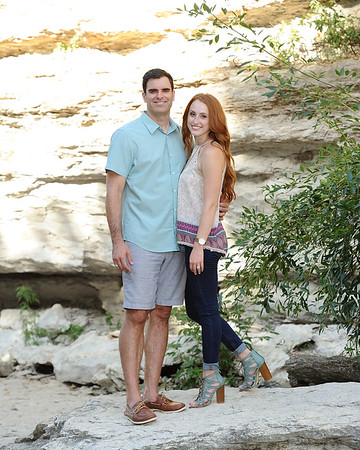 Amanda and Justin