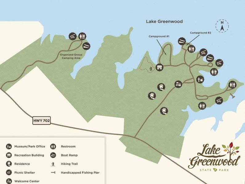 Lake Greenwood State Park