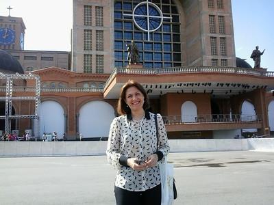 Reunião DQA e Basílica (jul/13)