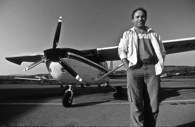 Stanley, pilot