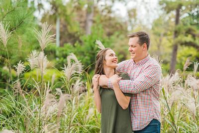 Julia & Ian Engagement Session