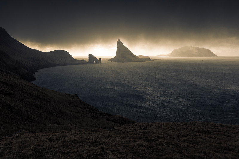 Arch 2 storm faroe islands landscape photography epic cliffs faroes.jpg