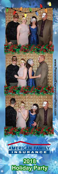 2018 - American Family Insurance Holiday Party