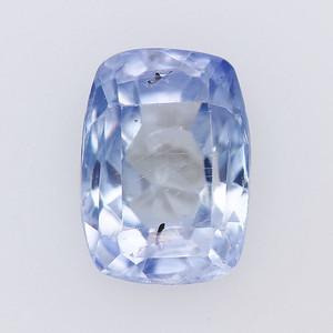 2.28 Post-consumer sapphire, light blue cushion (PCS-1226)