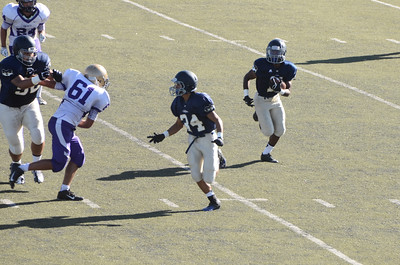 JV FB vs. Saint Augustine