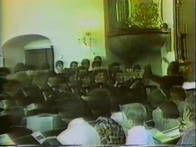 JCHS Vienna Trip 1985