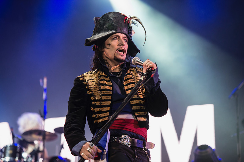 Adam Ant: Friend or Foe