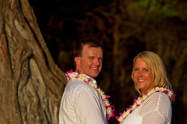 Andrew & Heather - Maui, May 2012