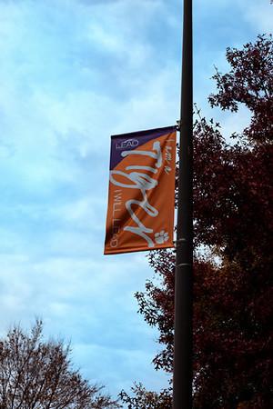 Clemson Campus - 11-13-11