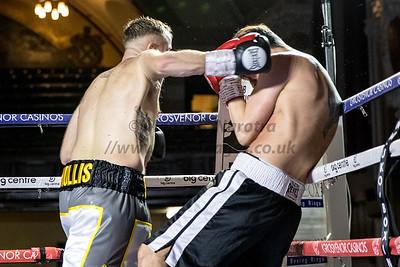 Ross Hollis vs Scott Hillman