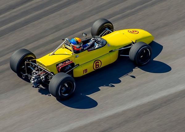 SVRA 2020: Group 2 - Formula B and Vee