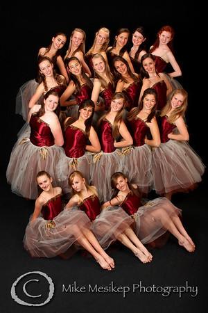 Ballet 8/9 - 4:45