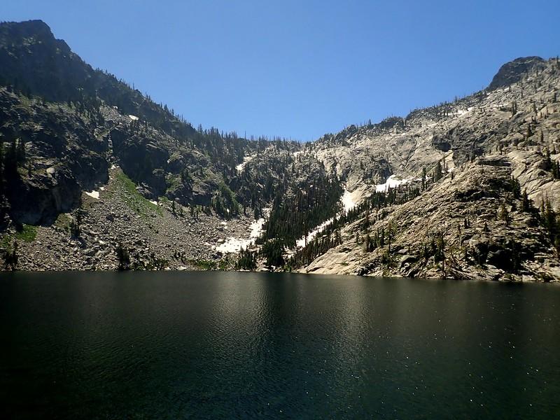Big Blue Lake Russian Wilderness California
