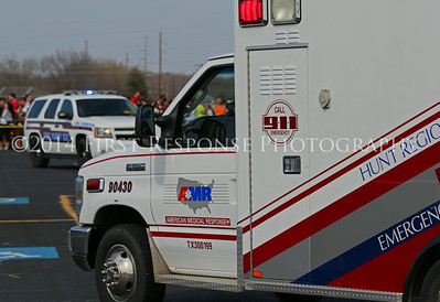 Hunt County, TX. EMS