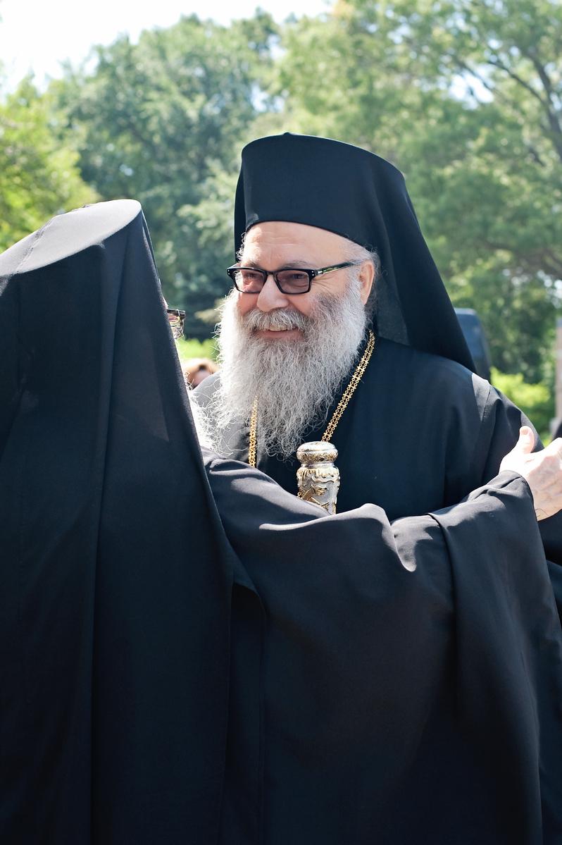 Patriarch of Antioch Visit