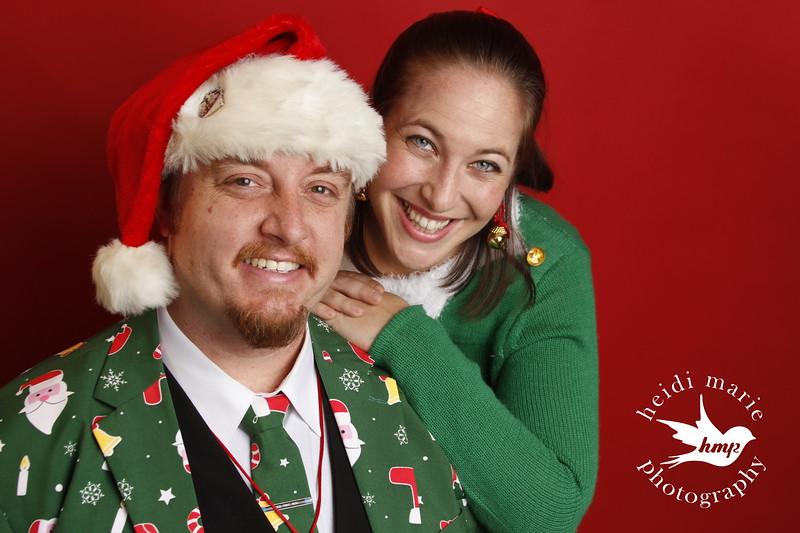 Aurora and Kenny - Christmas '17