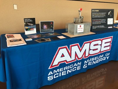 2019 American Museum of Science and Energy (AMSE) E&S Event