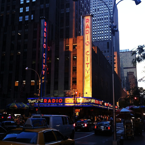 Great Light At Radio City