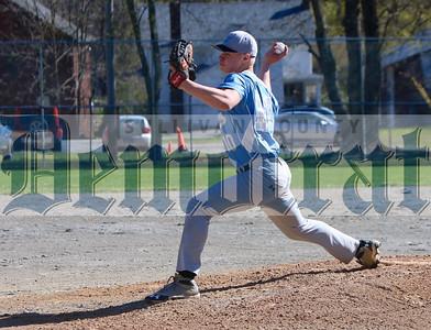 Sullivan West vs SS Seward Baseball