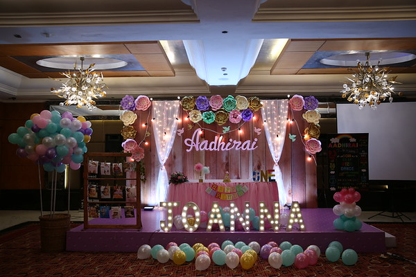 Aadhirai Birthday Traditional photos