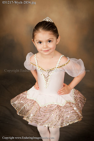Pre-Ballet 1 (Thurs. 1:00)