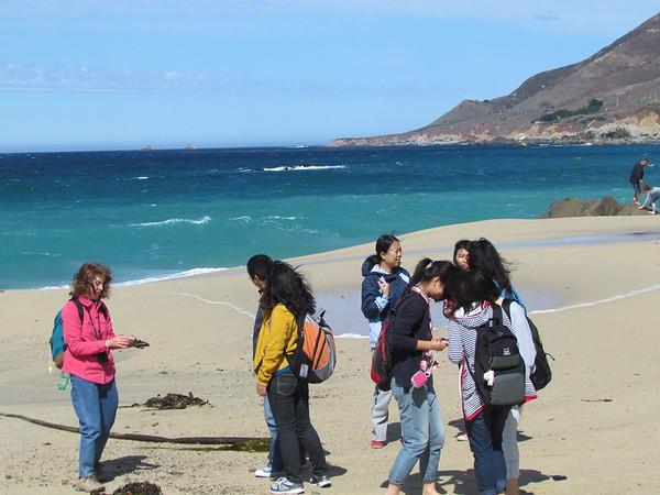 Garrapata Beach - Oct 2012