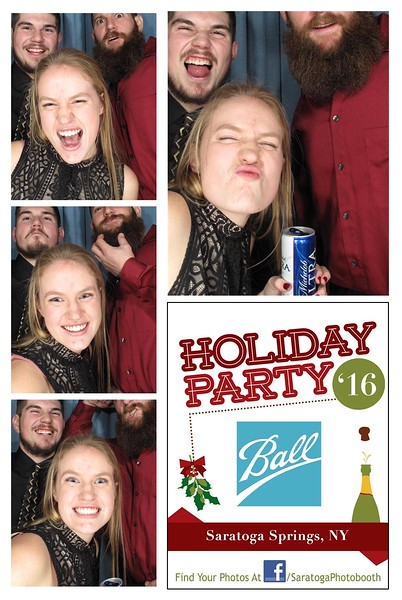 Ball Holiday Party