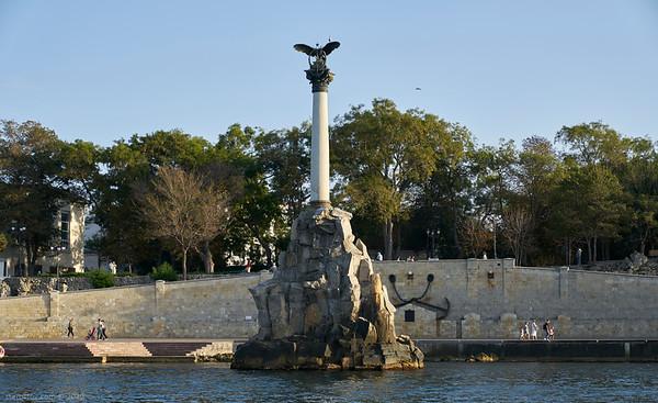 2020-10-05 Крым - Севастополь и побережье