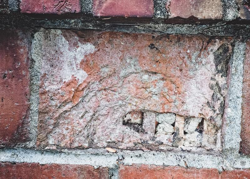 Beneath the Brick Exterior I